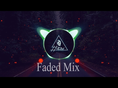 Martin Garrix X Alan Walker - Scared To Be Lonely (Faded Mix) | By HashtagRoy