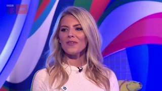 Mollie King - Guest Presenting on 'Blue Peter' (08.02.18)