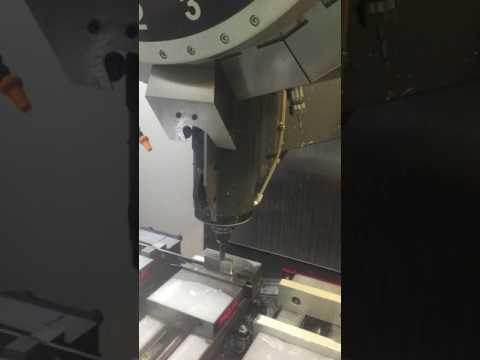 CoRE labs Triton Detent Manufacturing Process