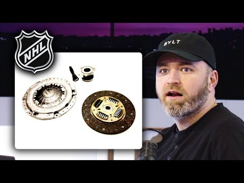 The Tech Inside The New NHL Hockey Puck
