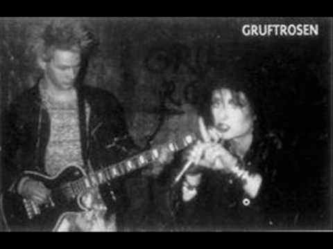 GRUFTROSEN - Abfallbeseitigung split LP