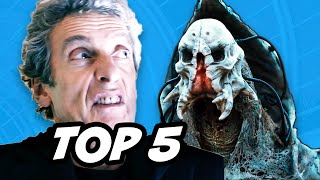 Doctor Who Series 9 Episode 4 - TOP 5 WTF and Easter Eggs