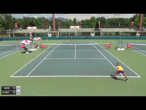 Minnen Greet v Inoue Miyabi - 2016 ITF Tsukuba