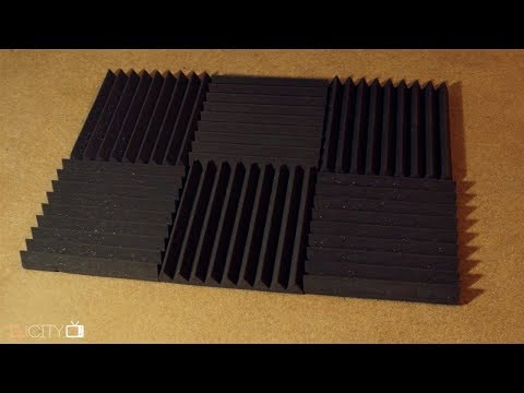 Room Acoustic Treatment Without Damaging Walls