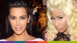 Nicki Minaj VS Kim Kardashian For Best Dressed at the BET Awards 2012!