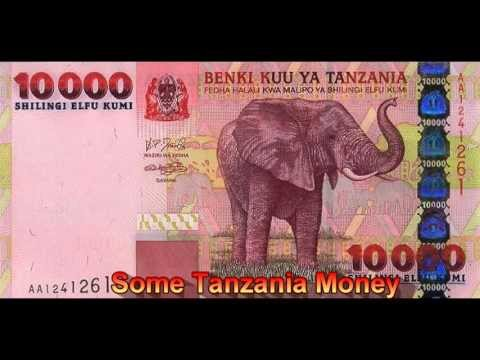 LEARN AND SEE TANZANIA MONEY