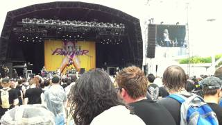 Steel Panther - 17 Girls In A Row (Live @ Brisbane Soundwave 2012) [HD]