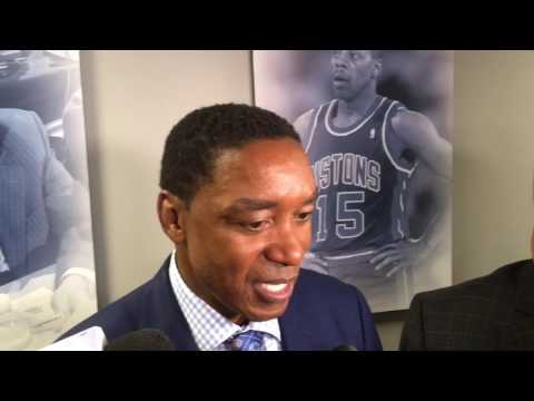 Isiah Thomas: Forget the Bulls, Dennis Rodman will be best remembered as a Piston