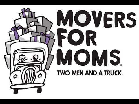2019 TWO MEN AND A TRUCK® Panama City Movers for Moms Commercial v1