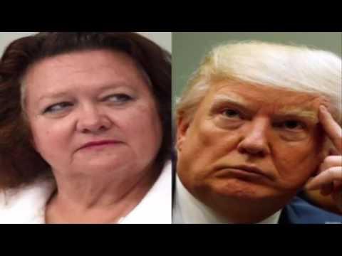 Forbes 2017 billionaires list: Donald Trump drops 220 spots, Gina Rinehart skyrockets to 69
