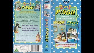 Pingu: 2 on 1 (1997 UK VHS)