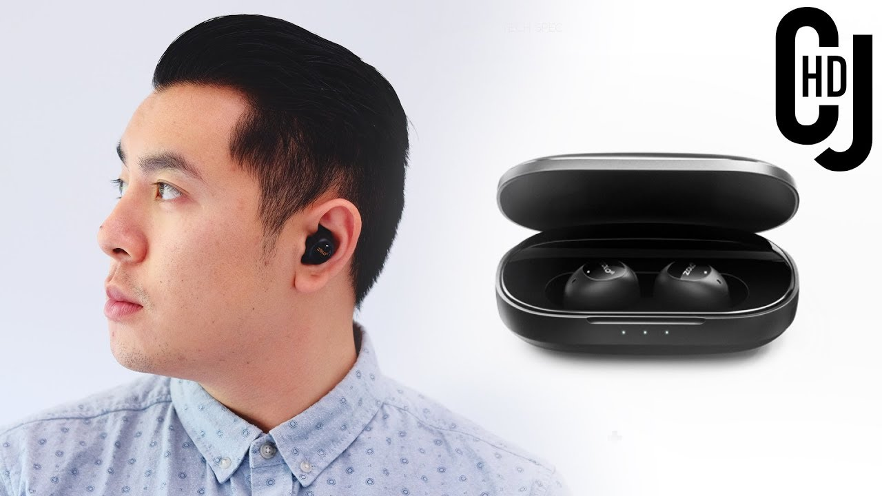 f5acce2c325 Zolo Liberty+ (Plus) Review – Excellent True Wireless Earbuds - YouTube