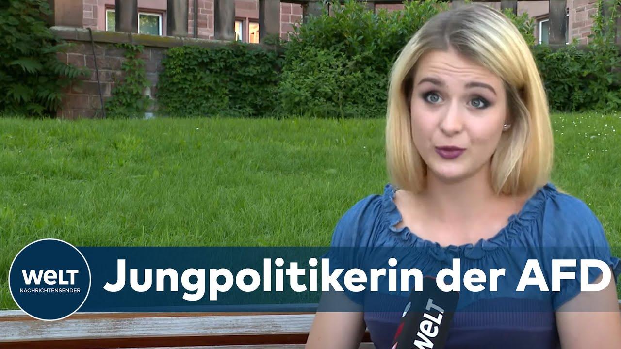 Download BUNDESTAGSKANDIDATIN: Darum ist die AfD-Jungpolitikerin gegen Geflüchtete