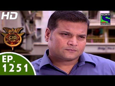 CID - सी ई डी - Episode 1251 - 11th July, 2015