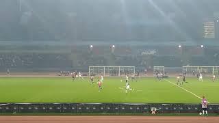 USA vs PARAGUAY LIVE GOAL FIFA U17 DELHI CROWD WENT CRAZY