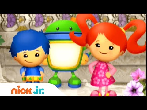 Team Umizoomi Italian | Theme Song | Nick Jr. | Music