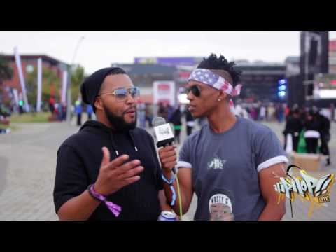 Phumlani Nhlapo speaking