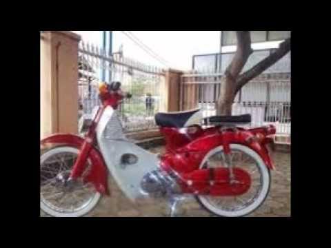 kumpulan modifikasi motor honda jadul