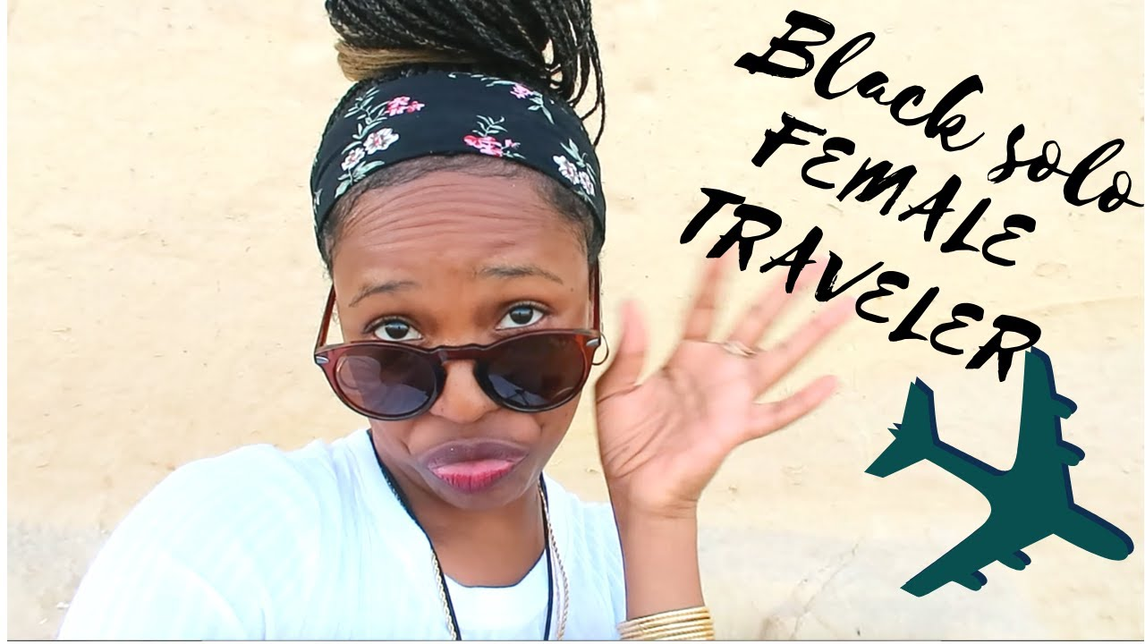 Black solo female traveler starts vlogging!! Say whatttttttt!!!