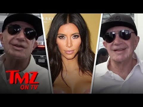 Famed Lawyer Says Kim Kardashian Can Join His Firm Once She's a Lawyer   TMZ TV