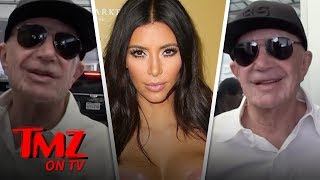 Famed Lawyer Says Kim Kardashian Can Join His Firm Once She's a Lawyer | TMZ TV