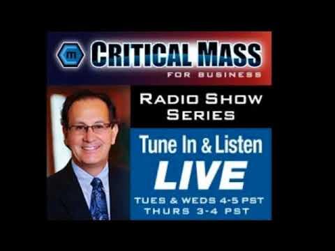 Episode 1025 - Critical Mass Radio Show - Rod Carew and Jeri Wilson