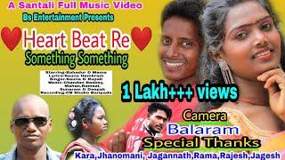 New Santali Semi-Traditional Full Music Video//Heart Beat Re Something Something//Bahadur & Mama//