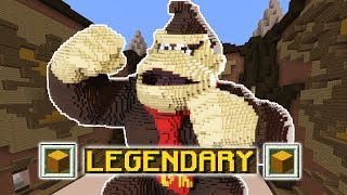 3 WINS cu LEGENDARY la Rând! Minecraft Build Battle
