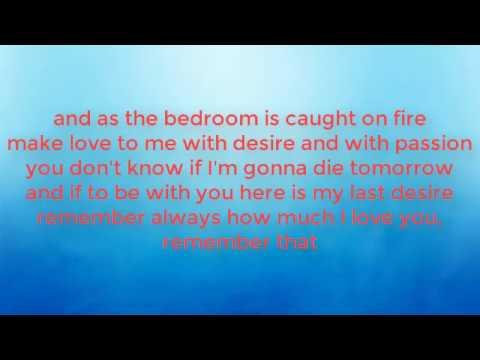 Farruko - Don't Let Go - Lyrics -ENG-