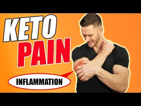 does the keto diet cause inflammation