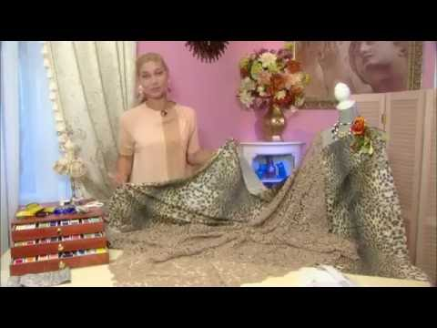 Warm skirt with lace   Olga Nikishicheva