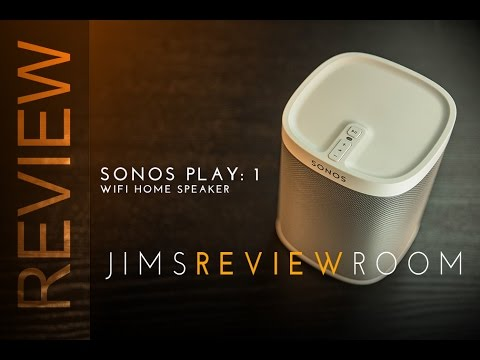 Sonos Play 1 - Wireless Home Speaker  - REVIEW Mp3