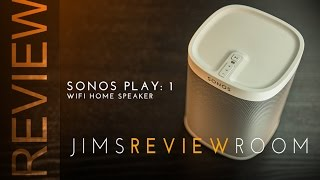 Sonos Play 1 - Wireless Home Speaker  - REVIEW