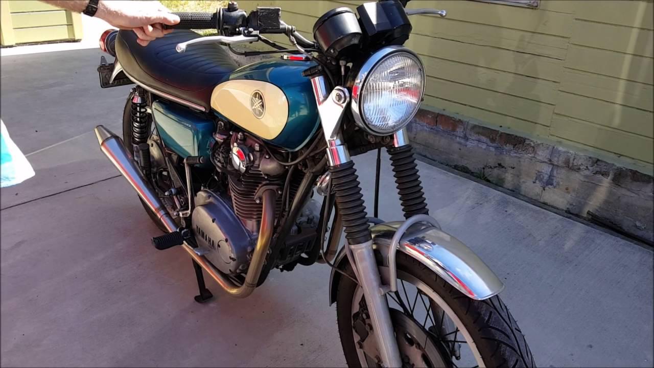 '77 Yamaha XS650 For Sale