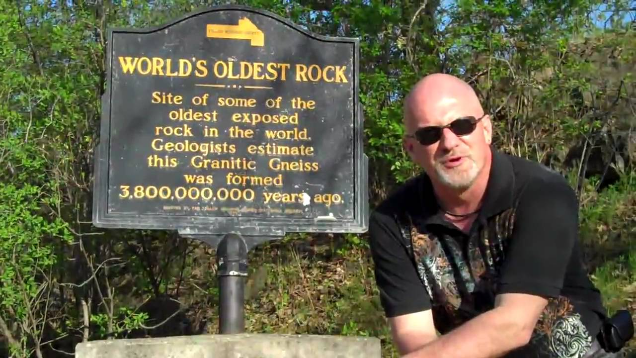World S Oldest Rock Youtube
