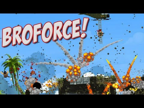 BroForce | TOO MUCH AWESOME |