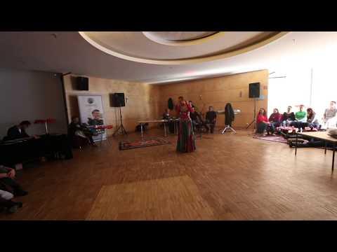 Yasmin Almas Tabla Impression Orient Cafe World of Orient Hannover