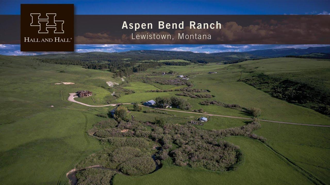 Aspen Bend Ranch - Lewistown, Montana