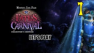 Mystery Case Files 10: Fate's Carnival CE [01] w/YourGibs - MADAME FATE CUTE CAT - OPENING - Part 1
