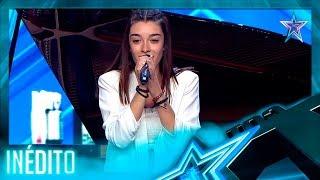 Su PIANO y su VOZ logran ENMUDECER al JURADO a ritmo de SIA | Inéditos | Got Talent España 5 (2019)