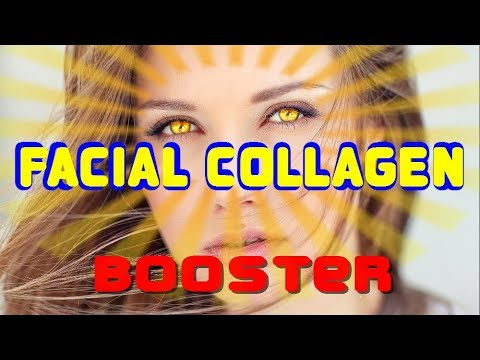 Facial Collagen Booster Frequency - Targets Removal lower Baggy eyelids Fine lines Binaural Beat