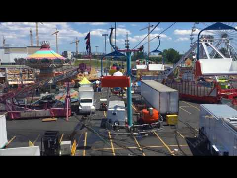 State Fair Meadowlands NJ 2017 - Last Day - July 9, 2017