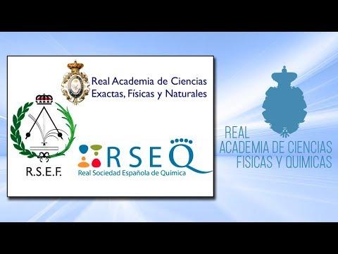 Sesión científica organizada por la sección de Física y Química en colaboración con la RSEF y la RSEQ.Real Academia de Ciencias, 16 de mayo de 2018.Presentación:- Adolfo de Azcárraga, presidente de la RSEFSeminarios:- Susana Marcos- Hernán Ruy Míguez Garc