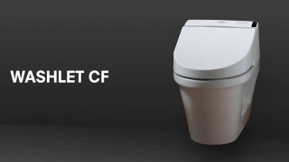 TOTO Montage / Installation WASHLET CF TCF6530G#NW1