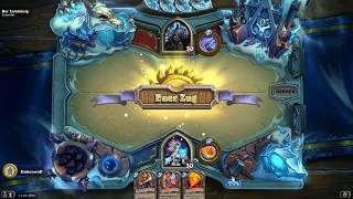 Hearthstone #28: Soloabenteuer - Der Frostthron / Eiskrone (Prolog, vs. Lord Mark