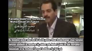 Faradarmani'nin tanıtımı, Kurucusu tarafından, Mohammad ali Taheri