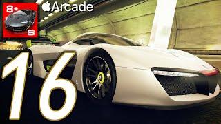 Asphalt 8 Airborne+ Apple Arcade Walkthrough - Part 16 - Season 4: Elite