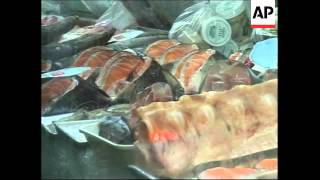 FDA ban on imported sea food from China
