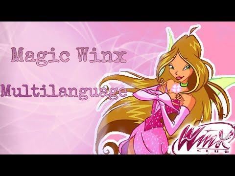 Magic Winx Multilanguage (20 Versions)    Winx Club