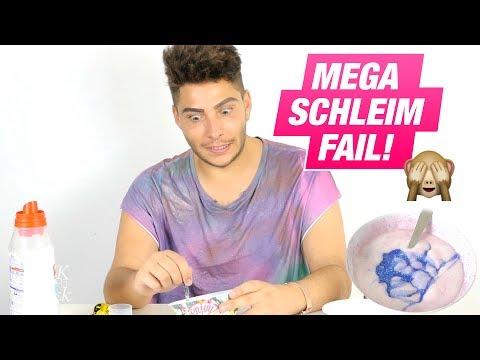 Mein Mega-Schleim-Fail | Rick macht schick